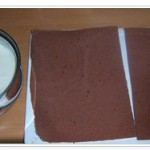 Milchschnitte Kuchen Rezept