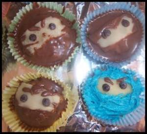 Ninjago Muffins