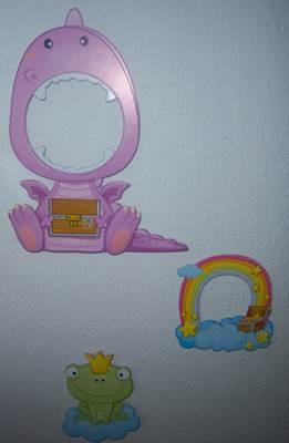 Baby Kindergeburtstag Dekoration