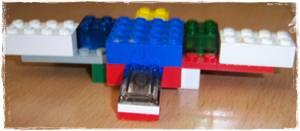 Lego Kindergeburtstag Dekoration