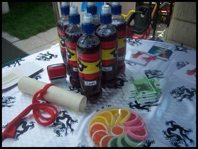 Ninjago geburtstagsfeier zum kindergeburtstag for Geburtstagsdeko junge