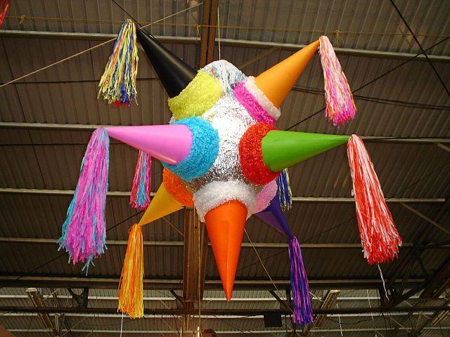 Die Pinata Blickfang Auf Jeder Kinderparty Geburtstage