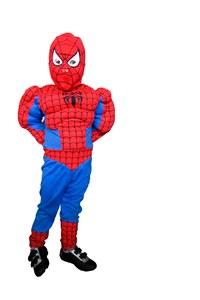 Spiderman Kostüm für Kinder